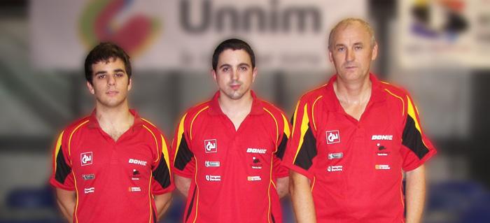 Equipo de Primera División masculina del CAI Santiago