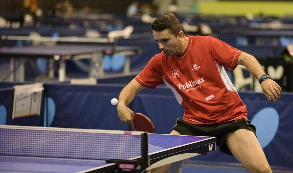 Jorge Cardona medalla de plata en el Open de Eslovenia