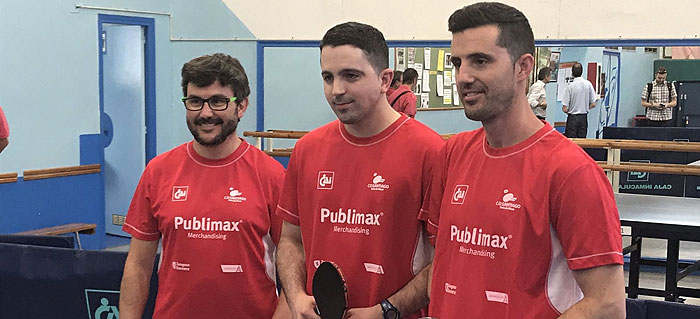 José Manuel Ruiz vuelve a reforzar al Publimax CAI Santiago
