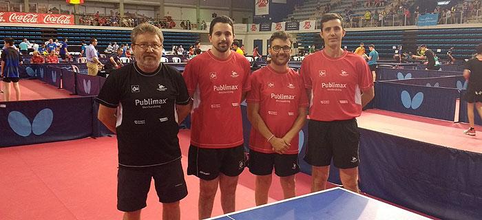 El Publimax CAI Santiago al Campeonato de España
