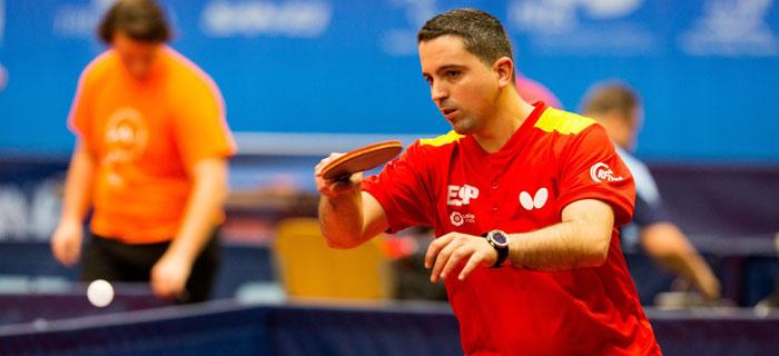 Jorge Cardona bronce en el Campeonato de Europa