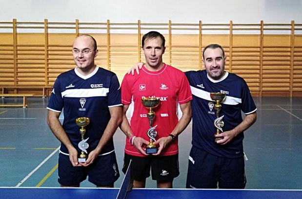 Gabriel Santesteban campeón de Aragón de Veteranos 2017