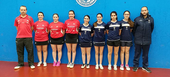 Comienza la Primera División nacional femenina
