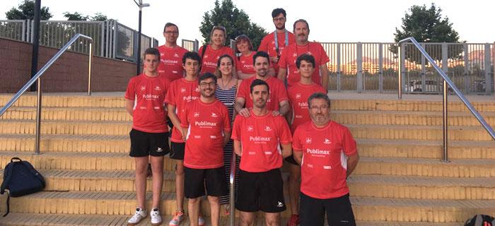 Publimax CAI Santiago, campeón de España por tercer año consecutivo