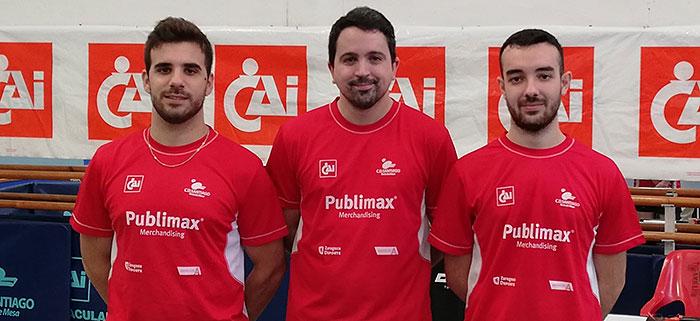Publimax mantiene el nivel en ligas nacionales