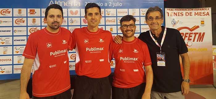 Publimax continuará patrocinando al CAI Santiago una temporada más