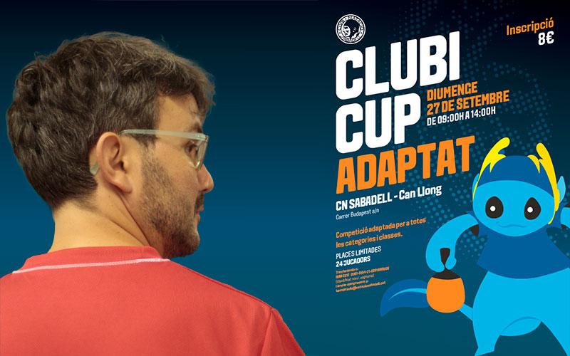 Tres jugadores del Publimax acuden al Torneo Clubi Cup en Sabadell este domingo