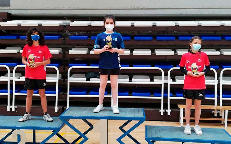 Buenos resultados de nuestros pequeños en el Campeonato de Aragón